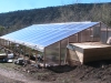 Solar Greenhouse at Adobe House Farm